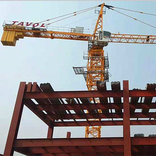 4ton Topkits Tower Crane of Construction