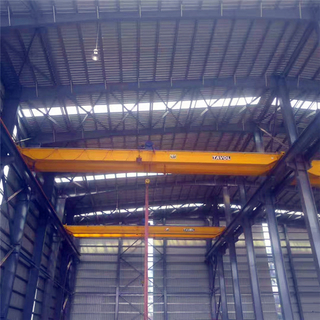China EOT Cranes Fabricante Tavol Brand Double Beam Bridge Crane Venta popular con buen precio